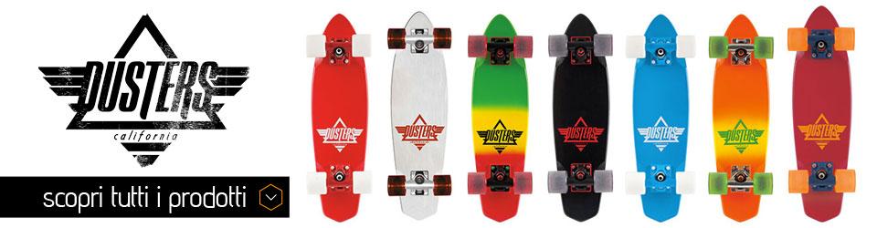 Tavole skate Dusters skate