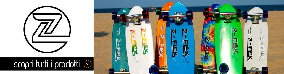 Ruote Z-flex skate