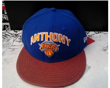 NEW ERA - ANTHONY NEW YORK KNICKS 59FIFTY HAT