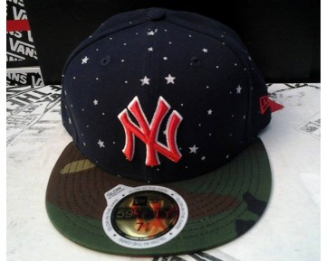 NEW ERA - NE YORK STARS 59FIFTY HAT