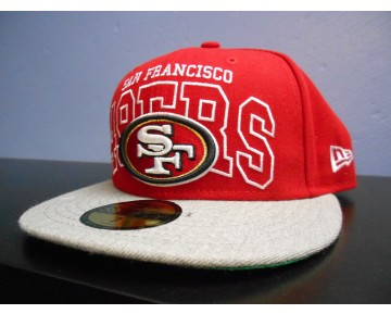 NEW ERA - 49 ERS SAN FRANCISCO GIANTS 59FIFTY