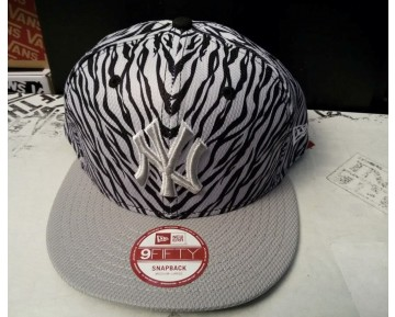 NEW ERA - FADE HOOK NEW YORK YANKEES 9FIFTY