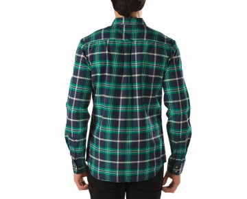 VANS - PAYNE PLAID BUTTONDOWN SHIRT