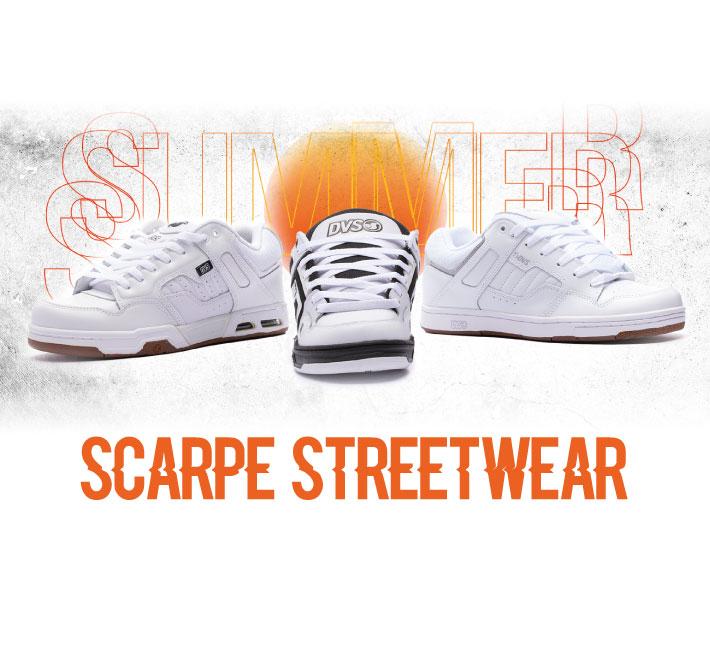 Scarpe streetwear